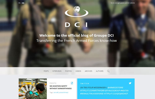 BLOG BLOG GROUPE DCI