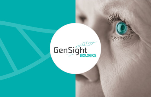 UX et Design Site Web GENSIGHT BIOLOGICS