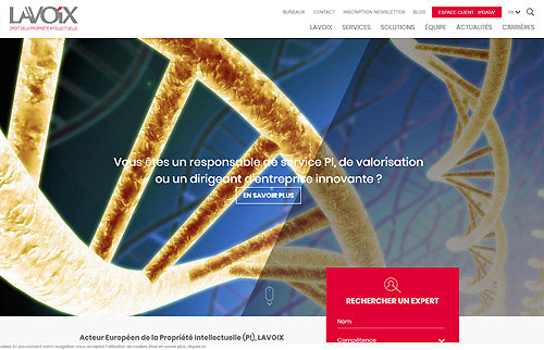 Lavoix Avocats Agence Web Paris
