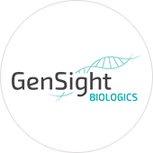 Conception graphique et ergonomique site web Gensight Biologics